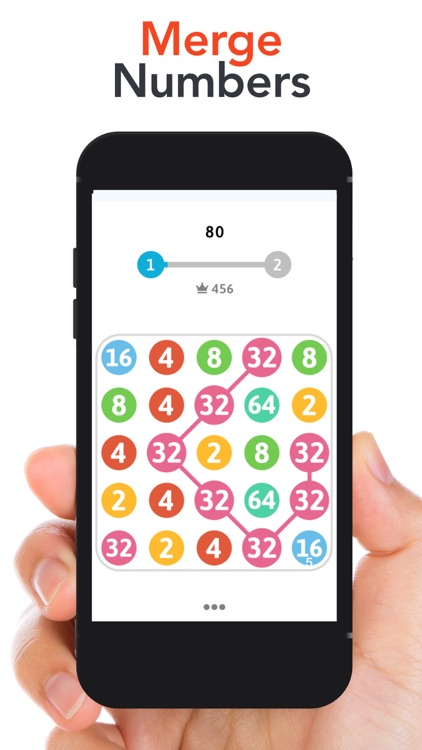 Connect Merge - number puzzle screenshot-0