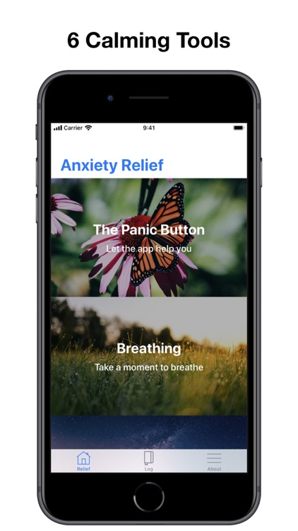 Anxiety Relief: Find Your Calm