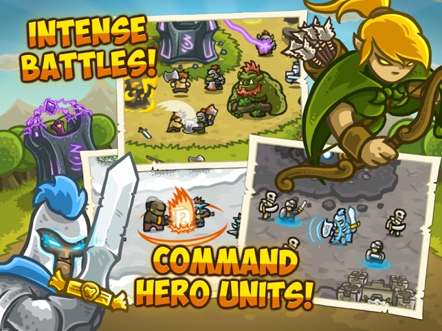 Kingdom Rush HD on the App Store