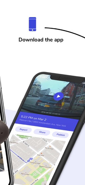 Nexar - AI Dashcam on the App Store