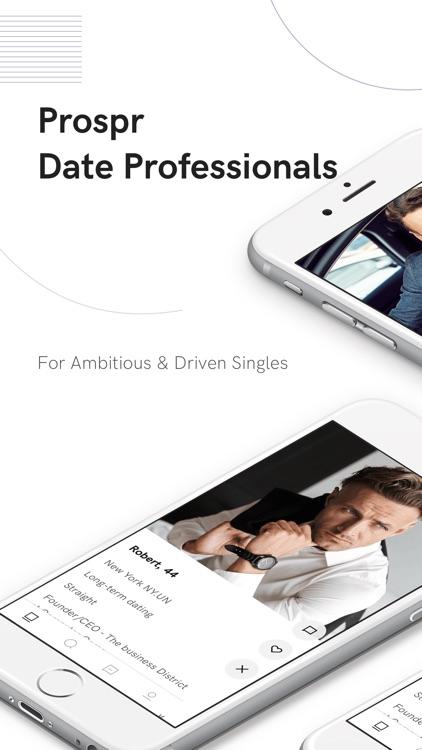 Prospr - Smart Dating screenshot-4