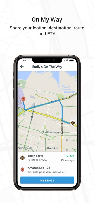Scout GPS, ETA, Maps & Traffic on the App Store