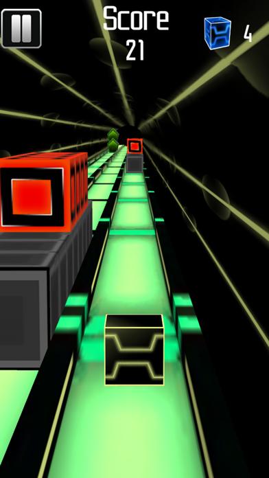 Cube Running 3D screenshot 1