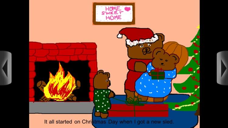 Baby Bear's Sled