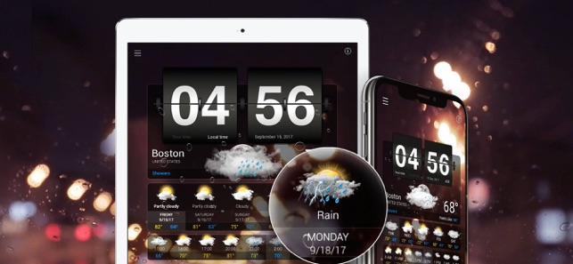Weather⁺ on the App Store
