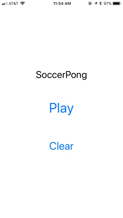 Soccer Pong by ACM