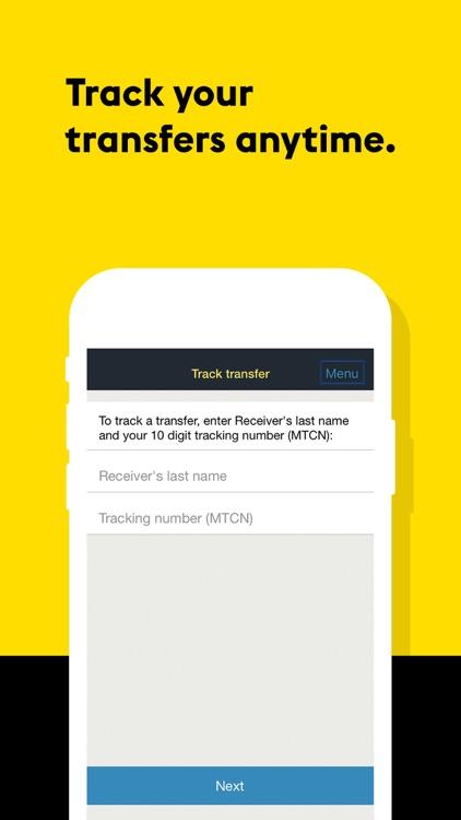 WesternUnion SA Money Transfer screenshot-4