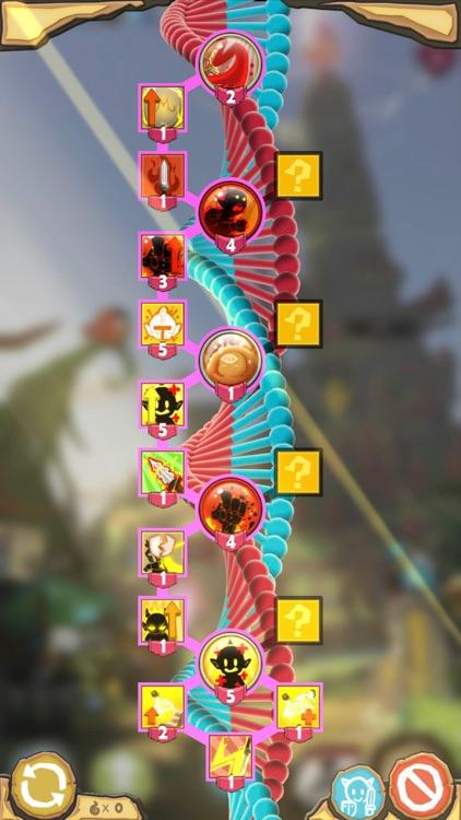 撸撸塔-RoguelikeRPG screenshot-3