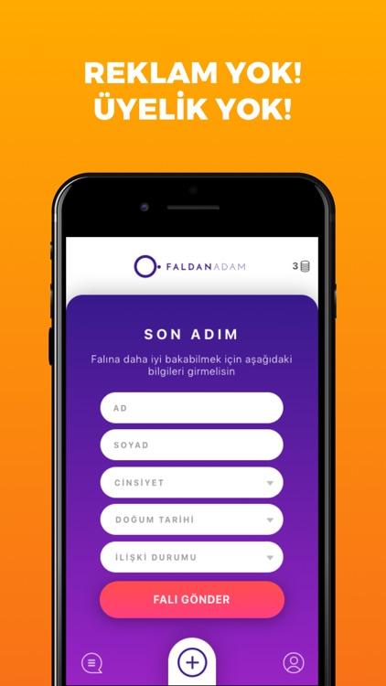 FaldanAdam - Kahve Falı, Tarot screenshot-4