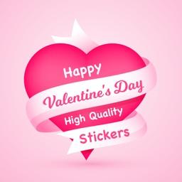 Valentine Day Stickers+14 FEB