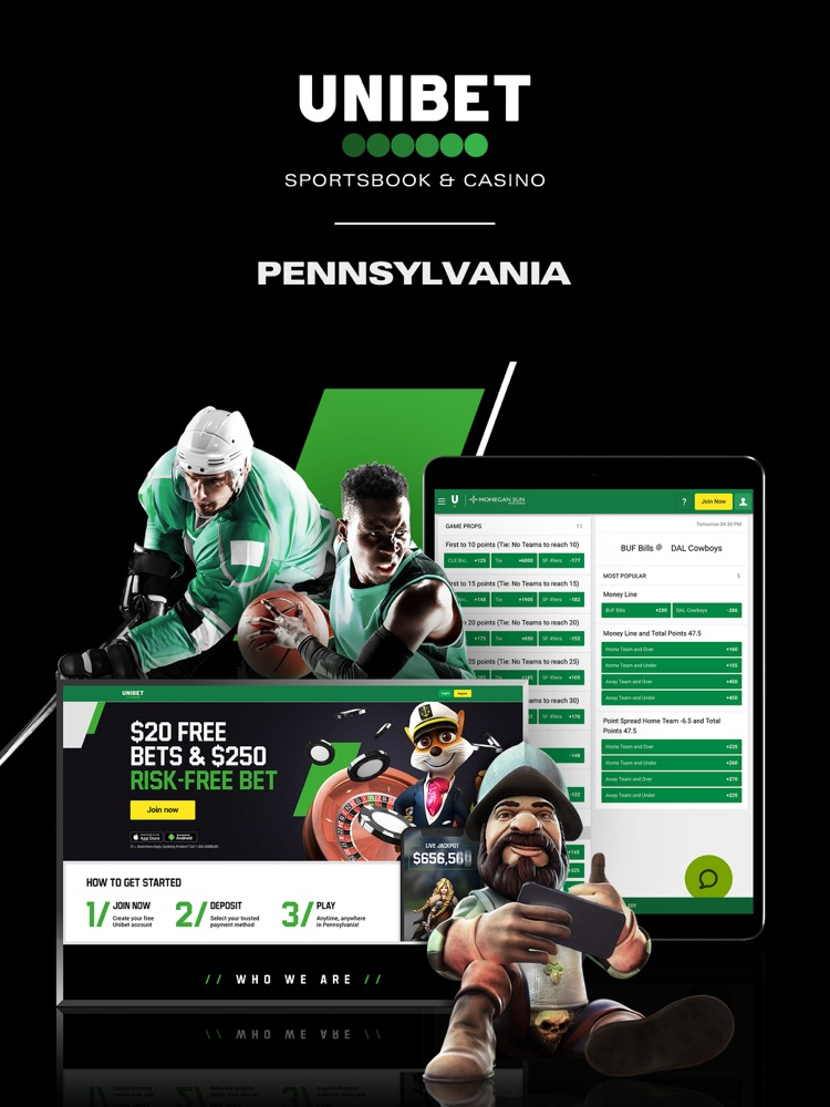 Get Free Bets Every Week at Unibet