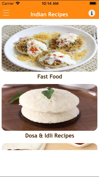 Indian Recipes Fast Food 2020 screenshot-3