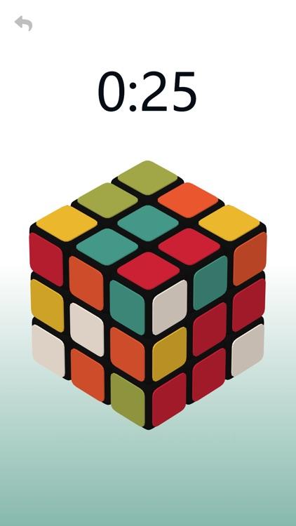 Rubiks cube puzzle screenshot-3