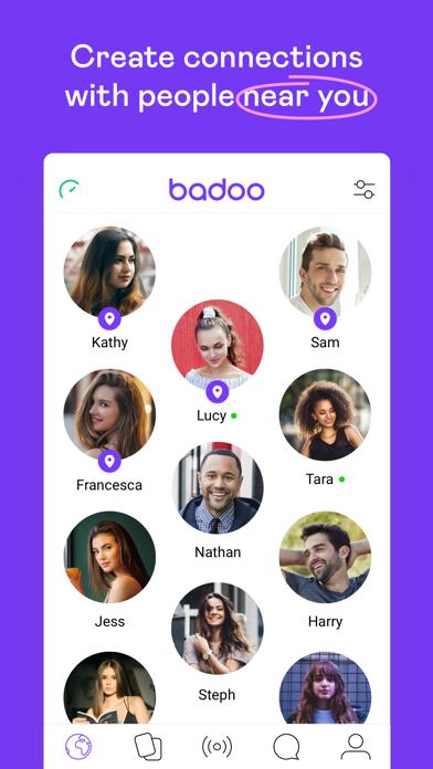 Badoo - The Dating App by Badoo Software Ltd (iOS, United