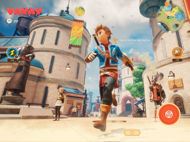 ‎Oceanhorn 2 Screenshot