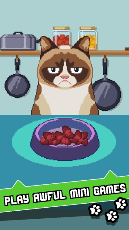 Grumpy Cat's Worst Game Ever screenshot-0
