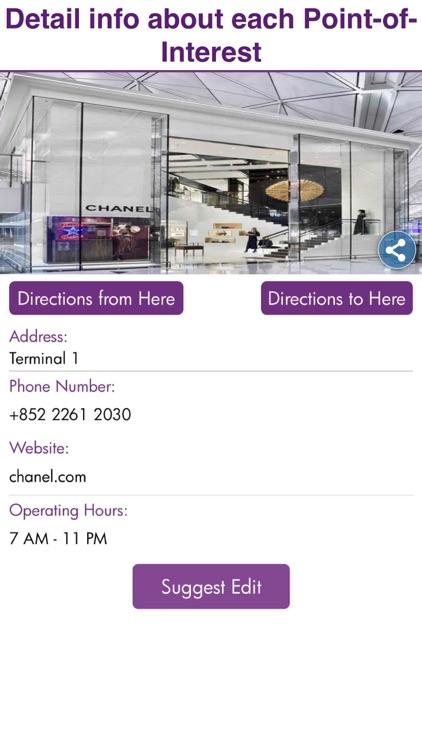 InMapz indoor navigation maps screenshot-4