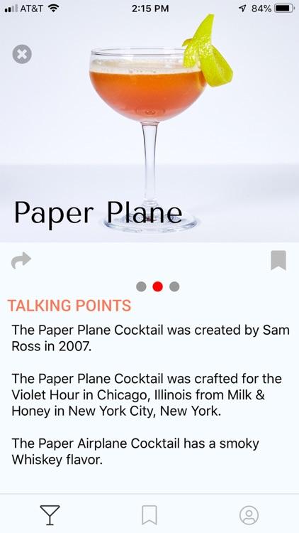 Spec: Craft Cocktail Library screenshot-3
