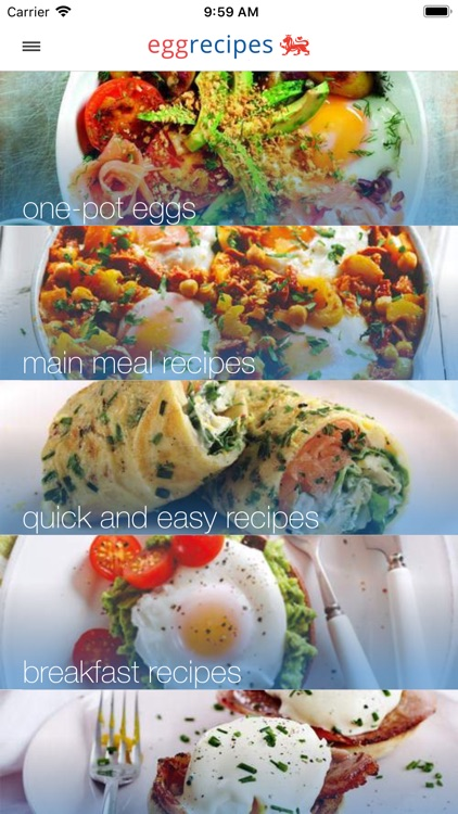 Egg Recipes screenshot-0