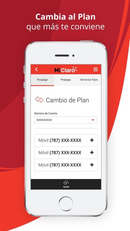 Mi Claro PR screenshot-5
