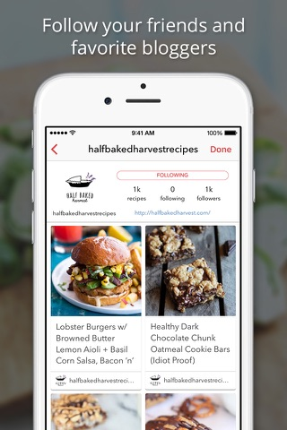 BigOven Recipes & Meal Planner - náhled