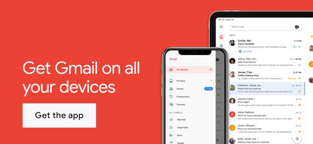 Gmail - Email by Google on the App Store
