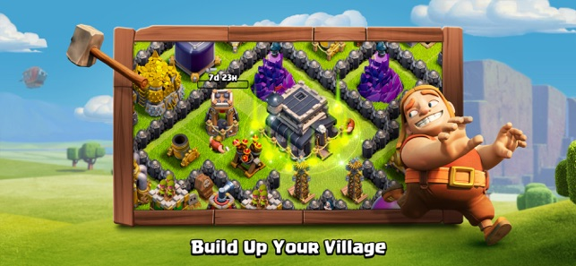 clash of clans download free new version