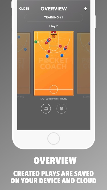 Pocket Coach for Basketball screenshot-3