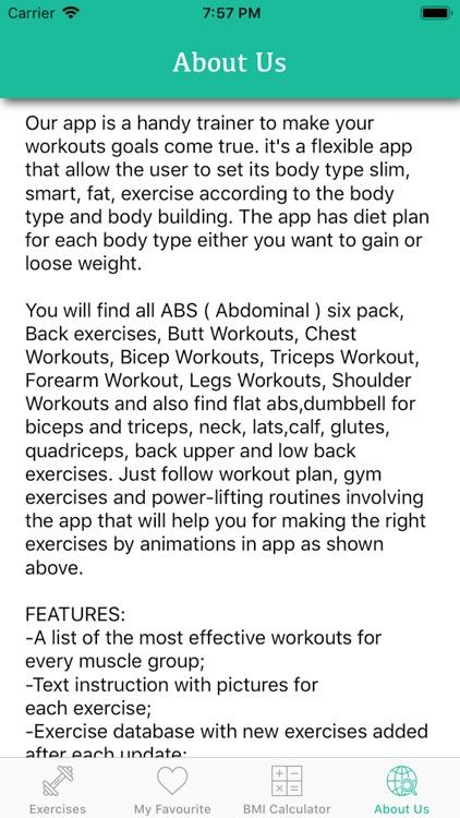 Hi-Fitness-Exercises screenshot-8