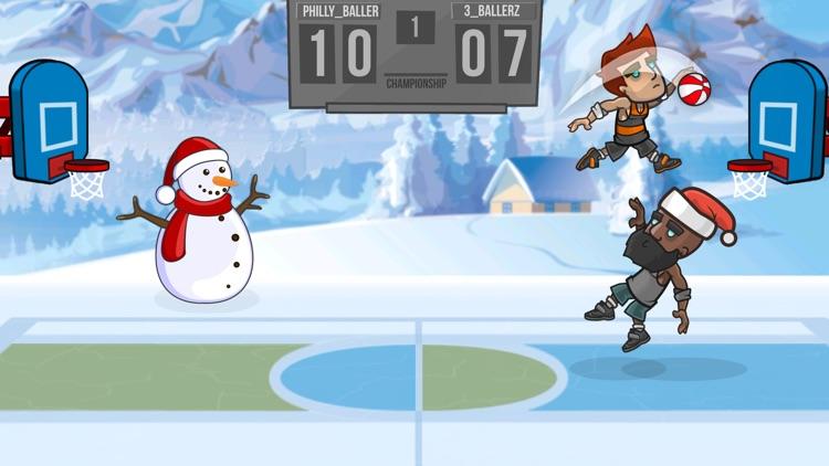 Basketball Battle: Streetball screenshot-0