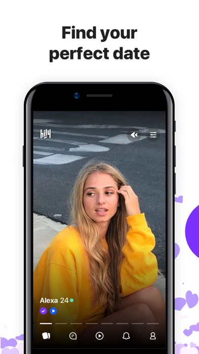Hily Dating: Chat, Meet, Love app image