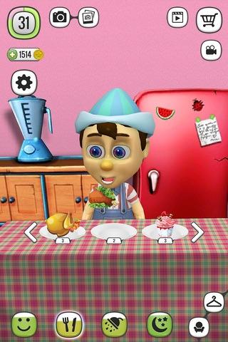 My Talking Pinocchio - náhled