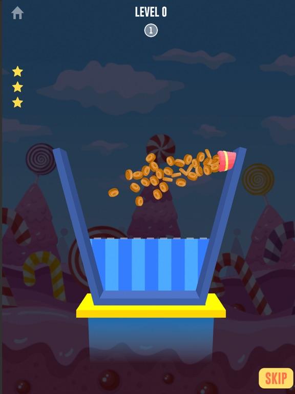 Burst Popcorn : fill bucket screenshot 3