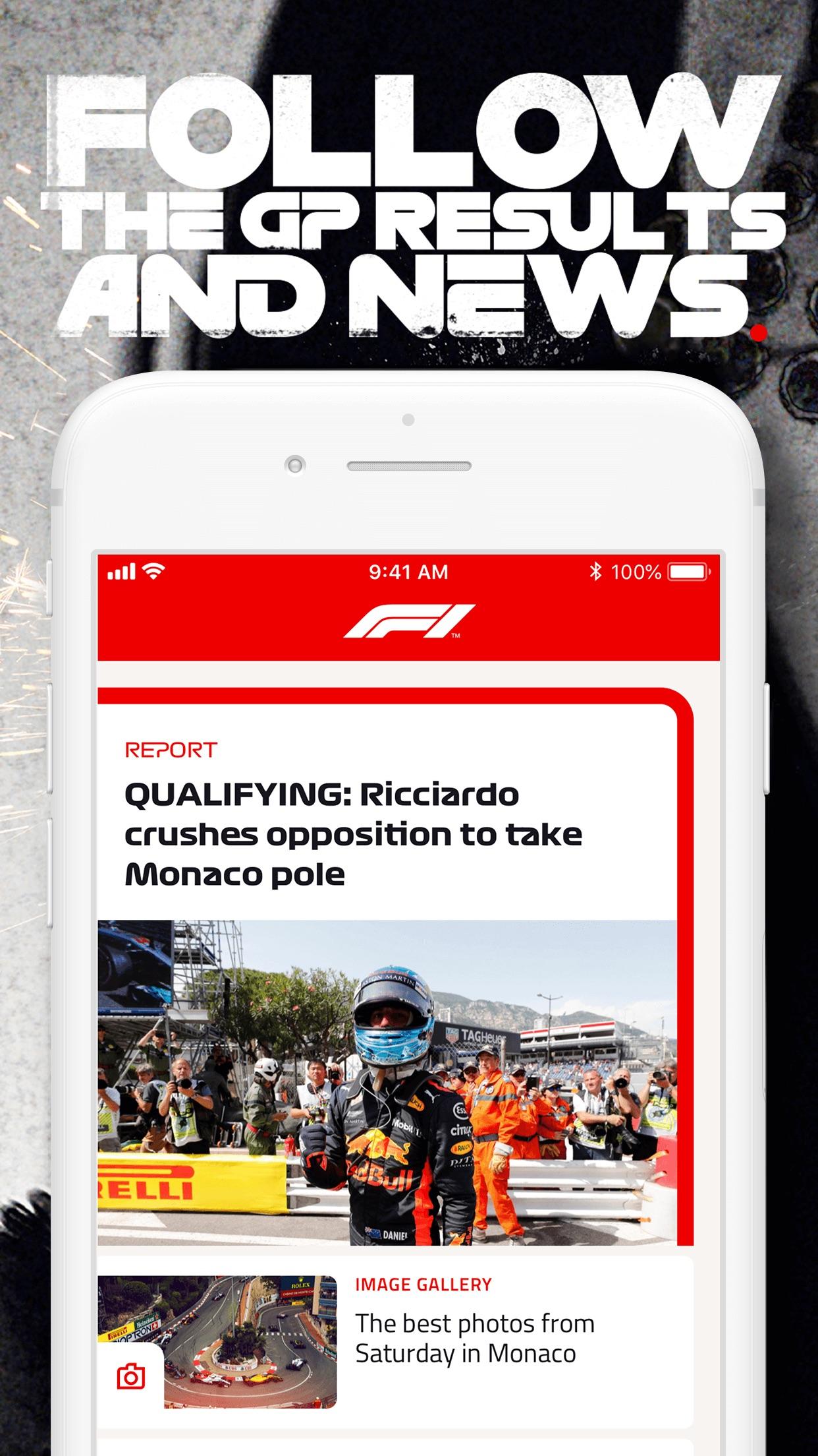 Formula 1® Screenshot