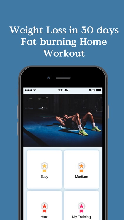 30 Day Fitness : Men screenshot-1