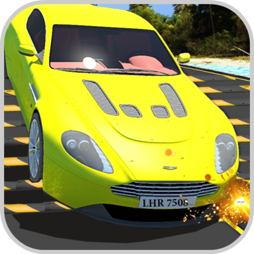 Power Car Challenge Highway
