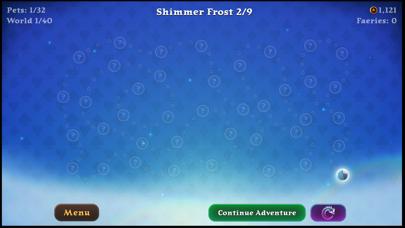 Screenshot of Faerie Solitaire Harvest App