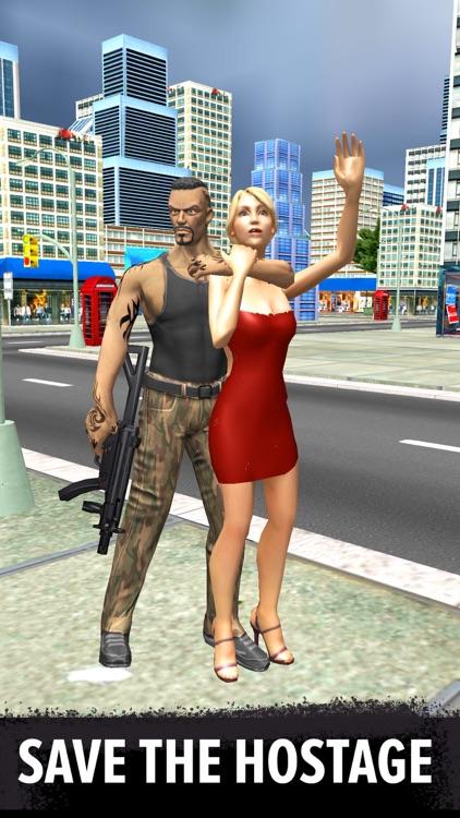 Sniper-Man Gun Shooting Games screenshot-3
