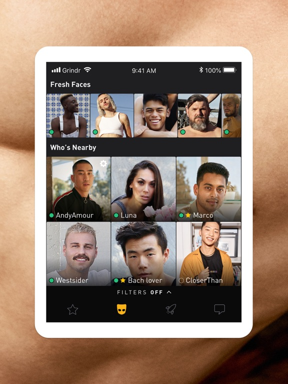 Grindr - Gay chat Screenshots