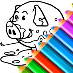 Animal Coloring Books for Kids