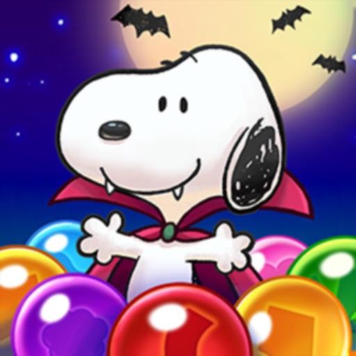Snoopy Pop+ Blast the Bubbles
