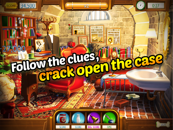 Enigma Express - A Hidden Object Mystery screenshot