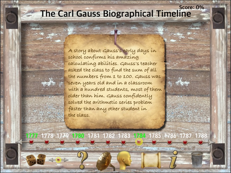 Carl Gauss screenshot-3