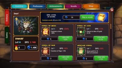 Lords Royale: RPG Clicker screenshot 4