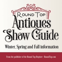 Round Top Antiques Show Guide