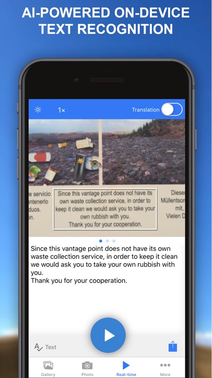 Photo Translator AR