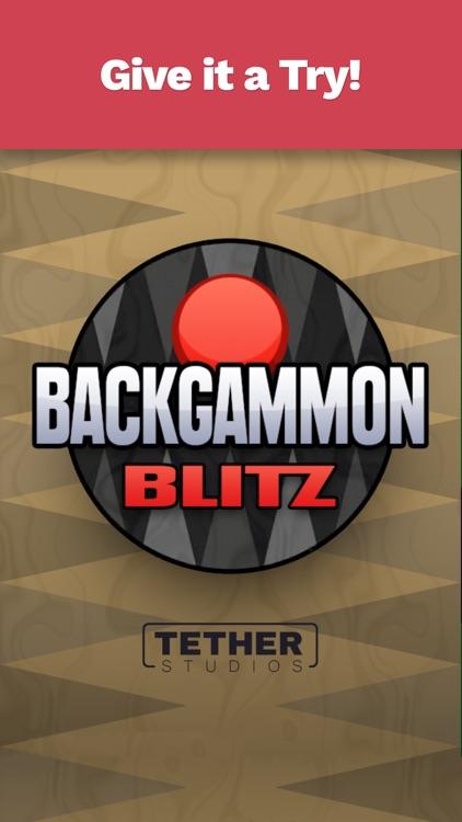Backgammon Blitz screenshot-4