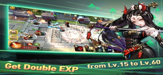 Hack Game Guardian Soul : Legion ipa free