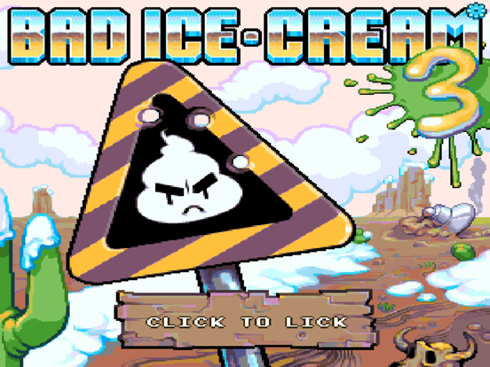 Игра Bad Ice Cream 3