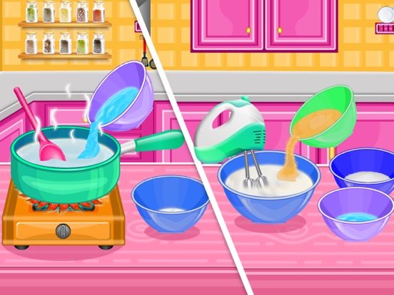 Strawberry Pops Cooking Games screenshot 7